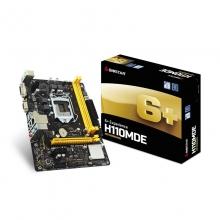 BIOSTAR/映泰H110MDE主板支持9400F 9100F 8100 DDR4内全新