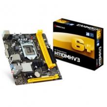映泰主板H110MHV3 支持三代内存678代CPU