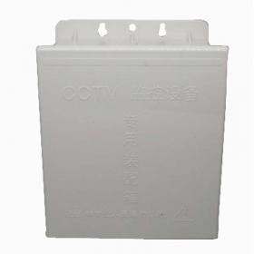 CCTV监控专用防水箱(190*158*78)塑料加厚款 白色防水箱