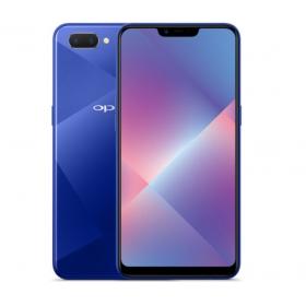 OPPO A5 全面屏拍照手机 4GB+64GB 幻镜蓝 全网通 移动联通电信4G 双卡双待手机
