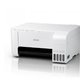 爱普生EPSON墨仓式打印机L3156家用办公彩色照片喷墨连供打印复印扫描多功能一体机 L3156