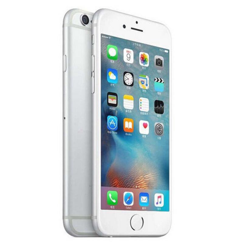 苹果apple iphone 6s plus 全网通4g手机 银色 128g