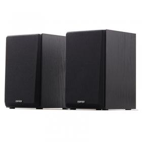 漫步者(EDIFIER)R980 入门级多媒体2.0音箱 音响 电脑音箱 黑色 桌面音响