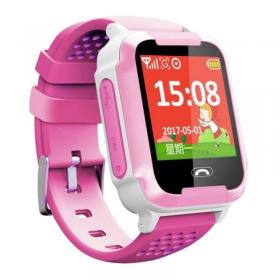 普耐尔R6T触摸儿童手表普耐尔R6T(R6C) 儿童智能电话手表插卡通话触摸屏定位手表