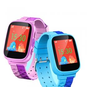 普耐尔R11电信版儿童手表支持电信CDMA2000频段1.44寸彩屏,带触摸,分辨率128*128防干扰设置(孩子上课时可设置打不进去功能)