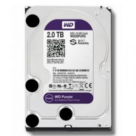 特价出西数监控硬盘西数 2TB PURX 紫盘 监控西数紫盘 2TB监控DVR录相机2T台式机电脑硬盘WD20PURX玩客云2t硬盘