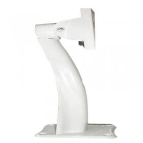 T504白色鸭嘴支架 摄像机支架监控支架