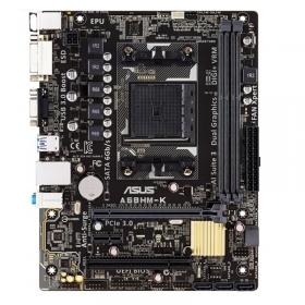 华硕(ASUS) A68HM-K Socket FM2+主板 支持A10 7860K 台式机主板 电脑主板 华硕A68