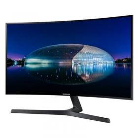 三星(SAMSUNG)C24F390FH 23.5英寸LED背光液晶 24寸曲面屏 电脑显示器