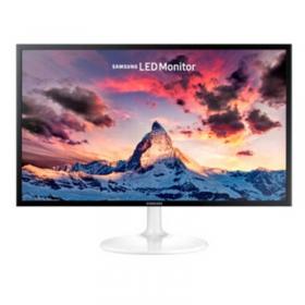 三星(SAMSUNG) S27F350FH 27英寸PLS广视角LED背光液晶显示器VGA HDMI 支持壁挂