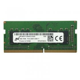 MT镁光  笔记本内存 8G DDR4 26664代 8G笔记本电脑内存条  兼容2133,戴尔联想华硕笔记本升级首选,