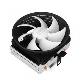 超频三七星瓢虫v3 CPU散热器台式电脑cpu风扇静音铜管大风扇