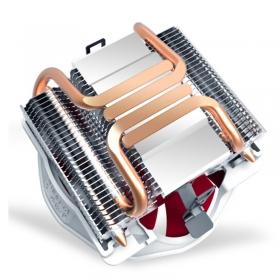 超频三(PCCOOLER)七星瓢虫v6 cpu散热器(12cm风扇/迷你机箱适用) V6