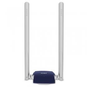 FAST 迅捷 FW300UH免驱版 300M高增益USB无线网卡 智能安装随身wifi