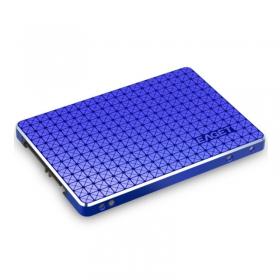忆捷(EAGET)S500 忆捷120G固态硬盘 SATA3接口SSD固态硬盘蓝色