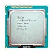【质保三年】     INTEL   I3 3240cpu 1155/3.4G   拆机 散片