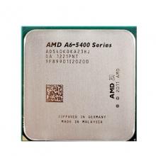 【质保三年】     AMD A6 5400K 3.7GHz 双核 904针 FM2针台式机电脑CPU 双核 散片 全新