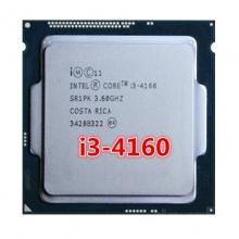 【质保三年】     Intel/英特尔 酷睿i3  4160台式机CPU 1150散片 I3 4160/ 3.6G   1150 拆机