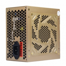 富士康台系电源 超狐520 额定400W 宽幅静音 三年换新