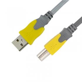 终身质保V-LINK 无氧铜USB打印线即插即用
