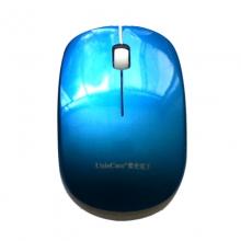 紫光电子 N1无线鼠标 台式机笔记本可爱台式机迷你发光无线鼠标