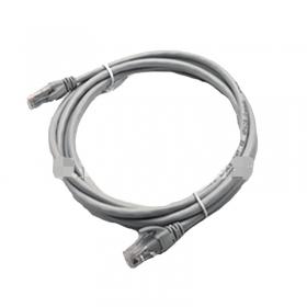 超六类网线足米纯铜电脑网络线跳线高档复合袋包装贝吉色 成品网线