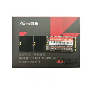 华硕M.2128G 华硕昱联(ASint)128G 固态M.2硬盘2280 装机SSD固态硬盘