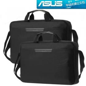促销华硕Asus笔记本包新款时尚14寸15寸通用男士女士单肩手提电脑包