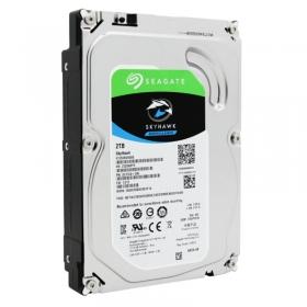 希捷2t监控硬盘  希捷(SEAGATE)酷鹰系列 2TB 5900转64M SATA3 监控级硬盘(ST2000VX008)