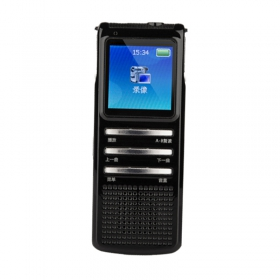 现代笔 K88   8G录音笔 摄像笔 MP3播放器专业录像笔