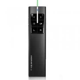 诺为(KNORVAY)N89C 空中飞鼠 音量控制 激光笔 PPT翻页笔 激光翻页笔 无线演示器 360度控制 绿光