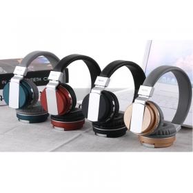 FE-018 蓝牙插卡耳机头戴式耳机传输范围10米以内超长待机30小时