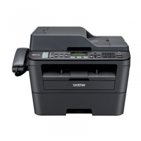 兄弟(brother)MFC-7880DN 黑白激光多功能一体机(打印、复印、扫描、传真、有线网络、双面打印)