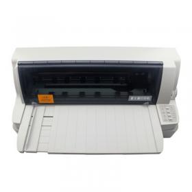 富士通(Fujitsu) DPK800 针式打印机 (106列平推式) 票据 快递单 打印