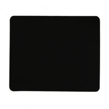 办公鼠标垫游戏鼠标垫纯黑色密锁鼠标垫240*320*3mm 精密锁边加厚设计