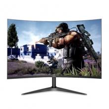 (提2台送钙片)冠捷(AOC) C27B1H 27英寸1700R曲面HDMI接口1080P全高清 爱眼不闪屏显示器 台式机电脑显示器 27寸曲面 黑色