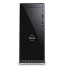 戴尔DELL 灵越3670-R1328S 办公娱乐台式电脑(i3-8100 4G 1T 集显 wifi 蓝牙)带SE2218HV 21.5显示器 一套