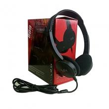 YEFE809笔记本单孔耳机单插头耳麦一体式头戴式电脑耳机带麦克风  带包