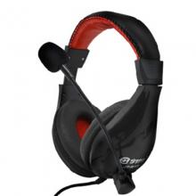 技腾JT813电脑重低音耳机带麦克风话筒 头戴式游戏音乐耳麦