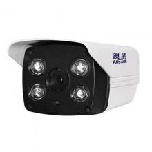 澳星AX-300R-4K(4mm/6mm/8mm/12mm)人脸识别超高清全球首发!监控摄像机 网络摄像头