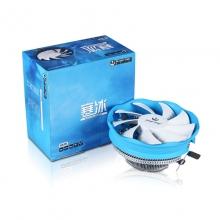 动力火车寒冰 CPU散热器 Intel775/1155AMD静音散热风扇 台式