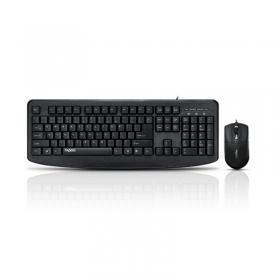 雷柏(Rapoo) NX1720 有线鼠标键盘套装