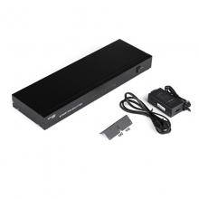 联刀 MT-DV8H 8口 DVI分配器 一分八1进8出高清工程级可接拼接