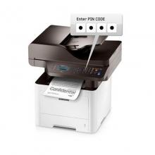三星(SAMSUNG) SL-M3875HD 黑白激光多功能一体机 打印复印扫描传真