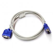 京华VGA线.电脑.显示器.投影机.15针VGA信号连接线.纯铜3+4正品,3m/5m/10m/15m/20m/25m/30m可选线材