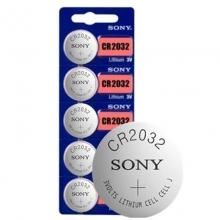 索尼CR2032纽扣主板电池3V