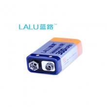 蓝路9V充电电池