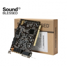 SoundBLESSED 创新声卡5.1K歌声卡 5.1SB0060镀金版 官方标配支持混响 、闪避、电音、电话音、环绕、爆音、回声、听湿录干等效果网红专用设备