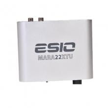 ESIO玛雅专业外置声卡ESIO玛雅22XTU机架精调笔记本专用型号赠送机架,手机使用咨询网红专用设备