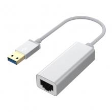 欧枫世纪免驱USB2.0有线网卡百兆 无需驱动光盘免驱动USB2.0百兆网卡